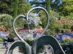 Heart sculpture - online