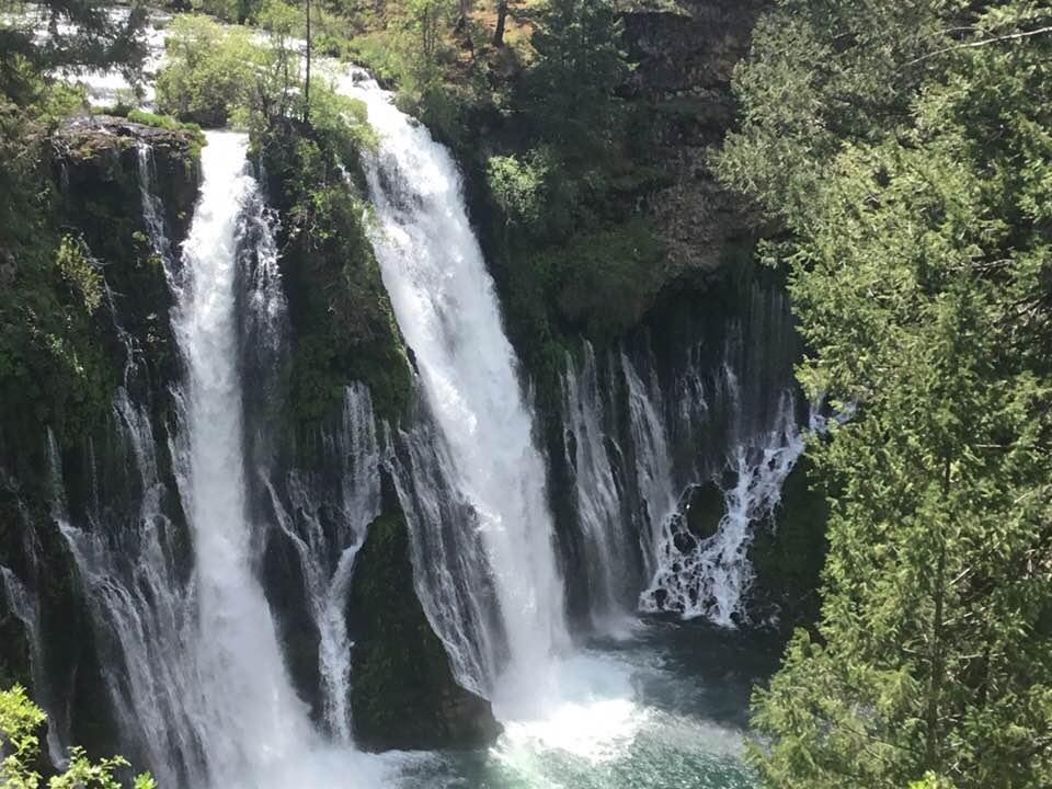 Margie - Burney Falls #1